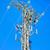 detalhado · alta · tensão · poder · linha · blue · sky · tecnologia - foto stock © HERRAEZ