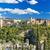 表示 · アルハンブラ宮殿 · 宮殿 · スペイン · 教会 · 古代 - ストックフォト © herraez