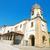 cênico · ver · antigo · igreja · aldeia - foto stock © HERRAEZ
