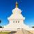 pagode · templo · Espanha · edifício · verão · ouro - foto stock © HERRAEZ