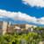 panorama · famoso · alhambra · palácio · Espanha · construção - foto stock © herraez
