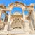antigo · poucos · em · pé · fórum · ruínas · estrada - foto stock © herraez