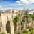橋 · 古い · 市 · スペイン · アンダルシア · 風景 - ストックフォト © herraez