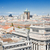 マドリード · 景観 · 風光明媚な · 表示 · スペイン · 建物 - ストックフォト © HERRAEZ