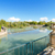 belo · lago · real · palácio · jardim · água - foto stock © HERRAEZ