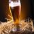 üveg · sör · búza · fa · fából · készült · bár - stock fotó © hiddenhallow