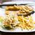 zalm · biefstuk · voedsel · lunch · restaurants · vis - stockfoto © hin255