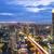 タイ · 黄昏 · 時間 · バンコク · ビジネス - ストックフォト © hin255