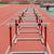 rojo · ejecutando · tema · preparado · competencia - foto stock © hin255