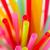 Colorful Drinking straws stock photo © hin255