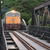 поезд · работает · моста · горные · завода · ретро - Сток-фото © hinnamsaisuy
