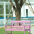 скамейке · парка · Vintage · цвета · дерево - Сток-фото © hinnamsaisuy