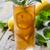 mojito · coquetel · decorado · cal · de · folhas - foto stock © hitdelight