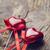 iki · sembolik · ahşap · kalp · düğün · tablo - stok fotoğraf © hitdelight