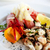 salmón · ensalada · peces · pimienta · vegetales · frescos - foto stock © hitdelight