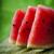 Ломтики · арбуза · пластина · таблице · фрукты · здоровья - Сток-фото © hitdelight