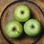 három · almák · kosár · izolált · fehér · közelkép - stock fotó © hitdelight