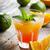 mojito · turuncu · kokteyl · gözlük · yeşil · limon - stok fotoğraf © hitdelight