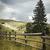 горные · пейзаж · забор · панорамный · гор - Сток-фото © hitdelight