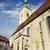 templom · szent · magyar · kék · Pozsony · Szlovákia - stock fotó © hitdelight