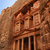 al khazneh petra stock photo © hitdelight