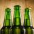vidro · caneca · pintado · verde · cerveja · rústico - foto stock © hitdelight