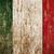 italian · flag · starego · papieru · ilustracja · zardzewiałe · wydrukowane · wzór - zdjęcia stock © hitdelight
