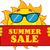 zomer · zon · cartoon · mascotte · karakter · zonnebril - stockfoto © hittoon