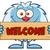 cute · piccolo · mascotte · carattere · legno - foto d'archivio © hittoon
