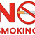 alphabets no smoking with red sign cigarette and text stock photo © hittoon