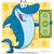 доллара · воды · иллюстрация · рисунок · синий - Сток-фото © hittoon