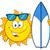 nap · vicces · mosolyog · kék · szemek · tengerpart · égbolt - stock fotó © hittoon