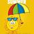 cute · zon · cartoon · mascotte · karakter · teken - stockfoto © hittoon