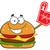 笑みを浮かべて · チーズ · 漫画 · 幸せ · 孤立した · 白 - ストックフォト © hittoon