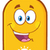 happy bottle sunscreen cartoon mascot character with sun and text spf stock photo © hittoon
