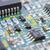 интегрированный · схеме · чипа · науки · промышленных - Сток-фото © hochwander