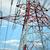 fém · elektromos · erő · vonal · torony · magas - stock fotó © hochwander