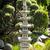 japonês · pedra · guardião · escultura · jardim · cão - foto stock © hochwander