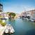порта · французский · Венеция · небе · воды · дома - Сток-фото © hochwander