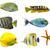 тропические · рыбы · рыбы · природы · черный · подводного · тропические - Сток-фото © hochwander
