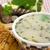 brood · rollen · kom · groentesoep · voedsel · tabel - stockfoto © hochwander