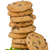 chocolade · cookies · mint · bladeren · geïsoleerd · witte - stockfoto © homydesign
