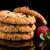 kurutulmuş · meyve · yonga · kurabiye · yalıtılmış · siyah - stok fotoğraf © homydesign