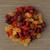 daire · karışık · kurutulmuş · meyve · üst · görmek - stok fotoğraf © homydesign