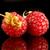 fresh raspberries stock photo © homydesign