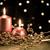 christmas · vakantie · kaarsen · nacht - stockfoto © homydesign
