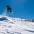 extremo · saltando · saltar · alto · montanhas - foto stock © homydesign