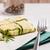 recheado · tomates · feta · parmesão · queijo · vegetal - foto stock © homydesign