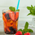 fresco · frutas · isolado · salpico - foto stock © homydesign