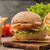 homemade veggie burger stock photo © homydesign